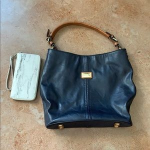 Simply Noelle shoulder bag and wallet from ardene